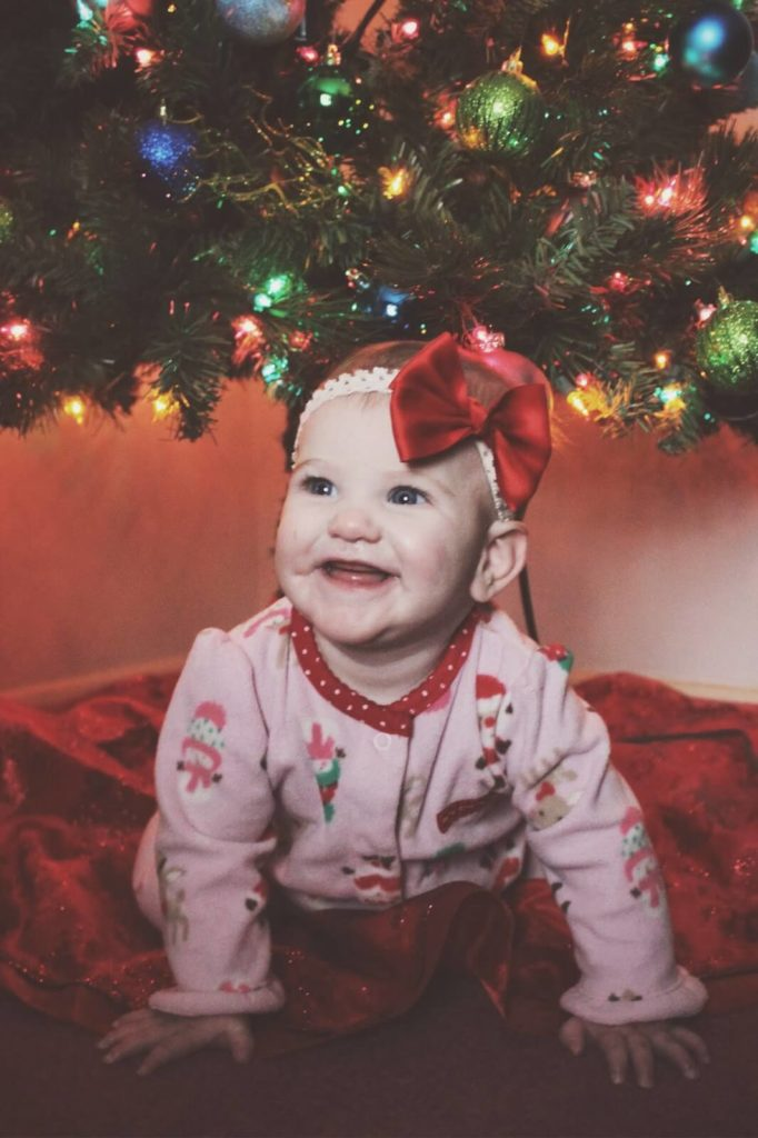 babys first christmas