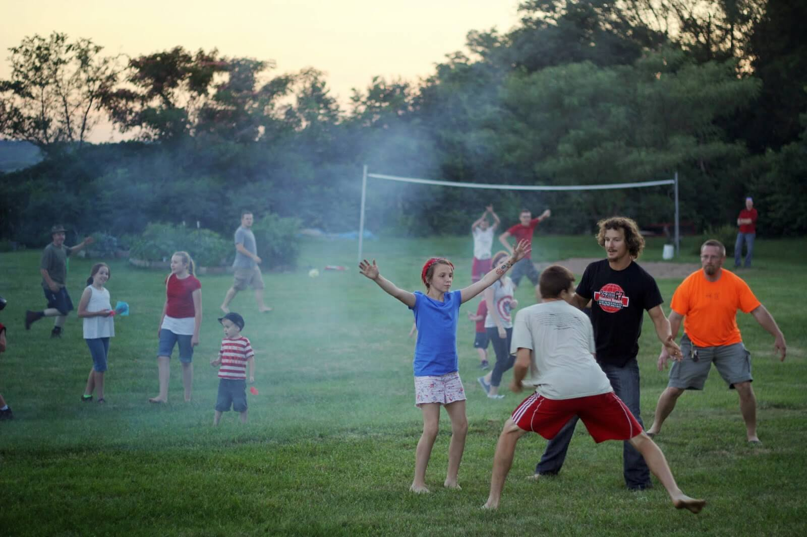 kids activities on forth of july