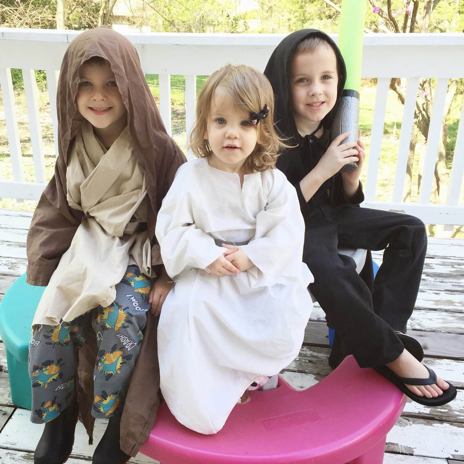 little jedis