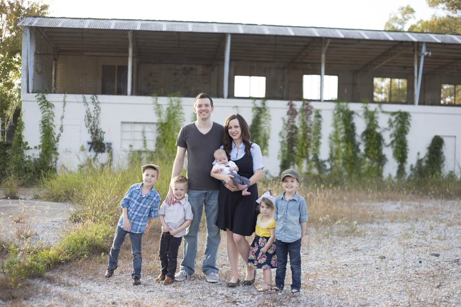 Roberts family pictures 1